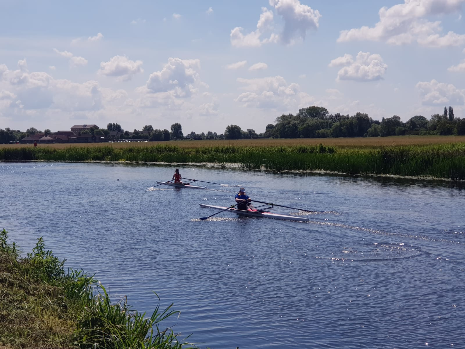 SGP – Return to Rowing