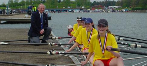 Junior Rowing