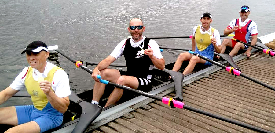 British Rowing Masters Championships 2021