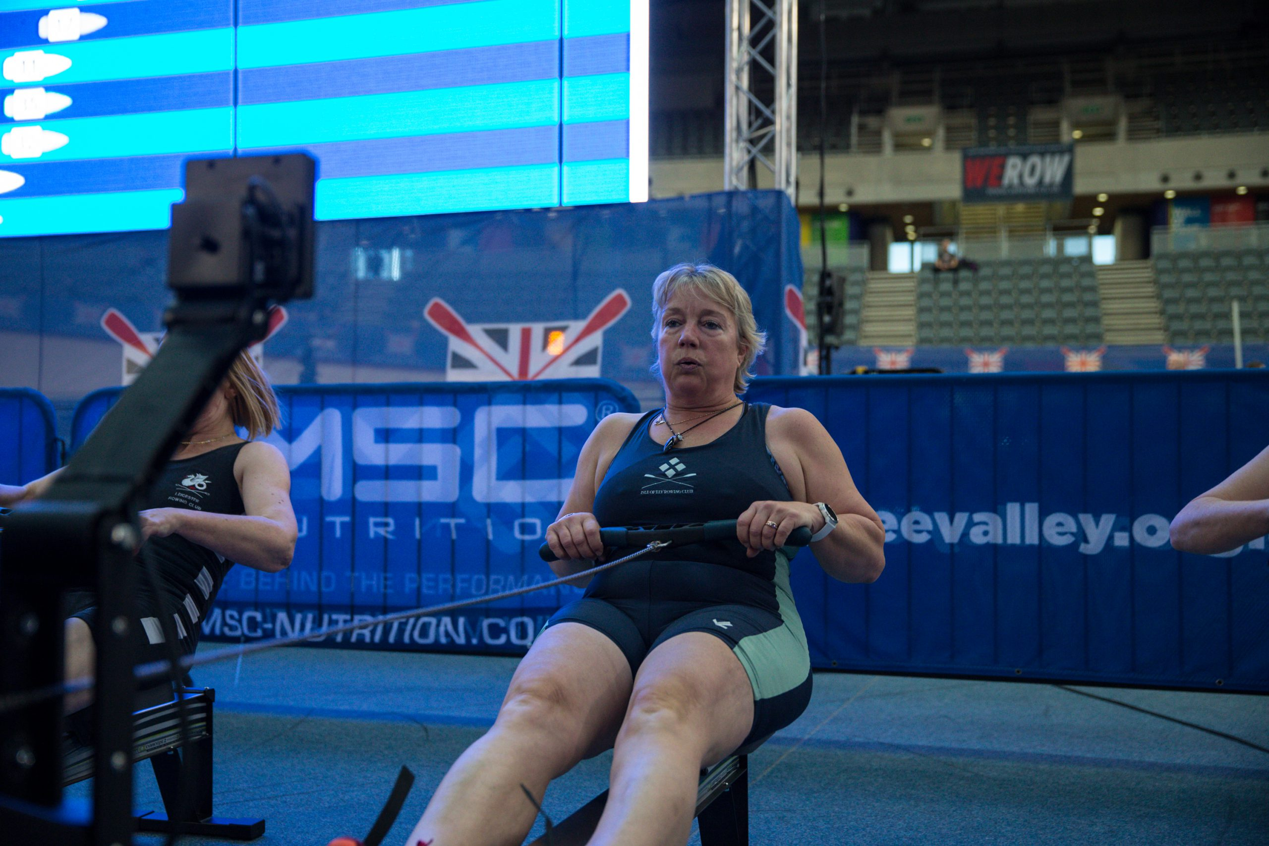 Mizuno British Rowing Indoor Champs – save the date